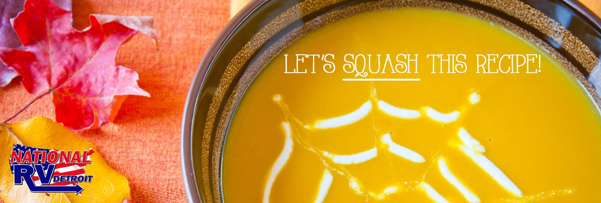 lets squash this recipe
