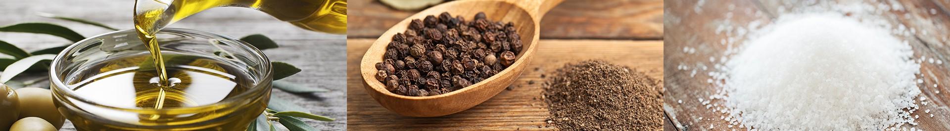salt and pepper seeds ingredients