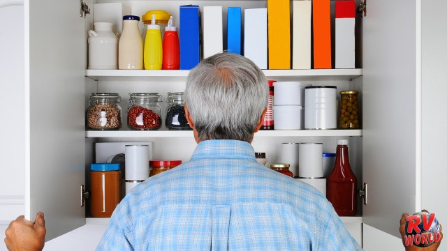 Turn a Small Space Into a Large Pantry