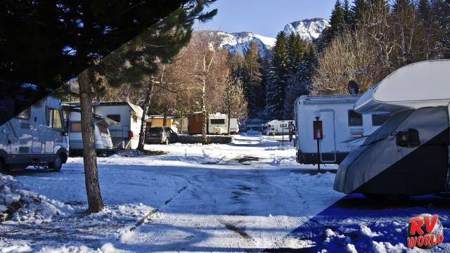 rvs closed for winter
