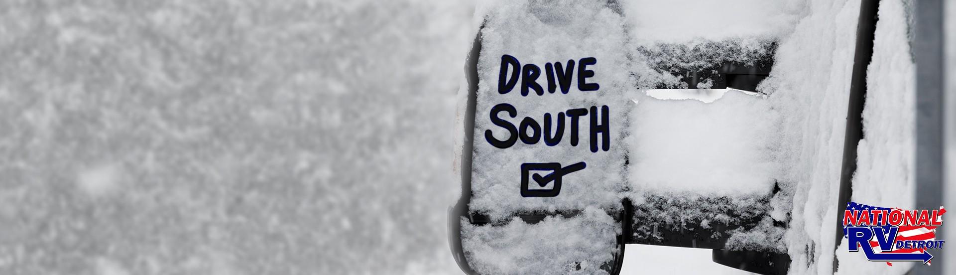 drive south check