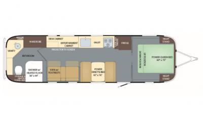 Airstream classic 2017 33 fp