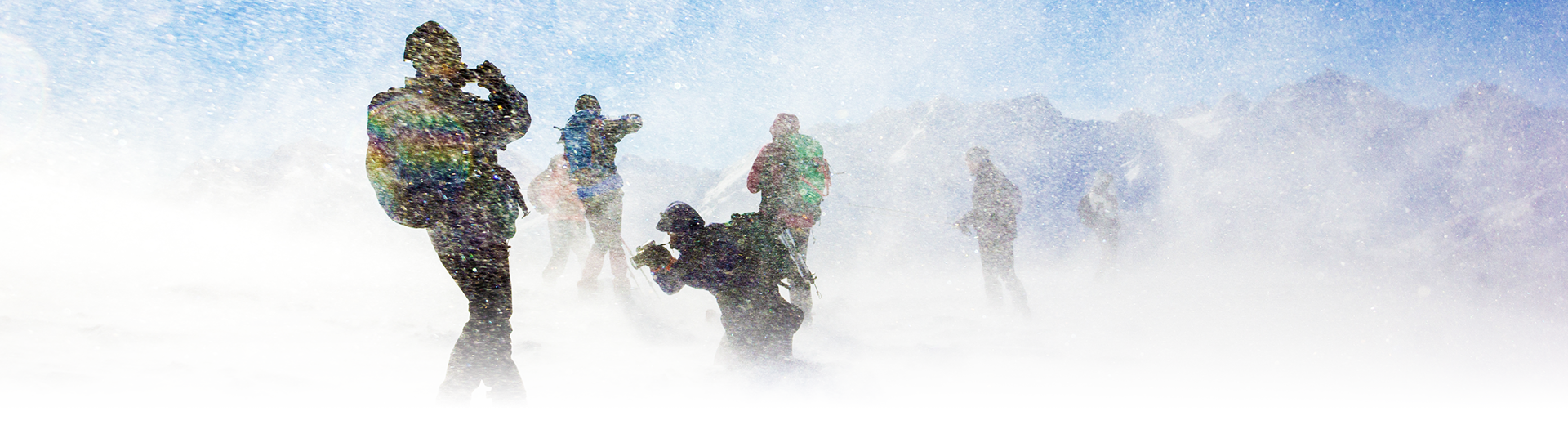 Photography Tips for Perfect Snowy Photos: Dealing with snowfall