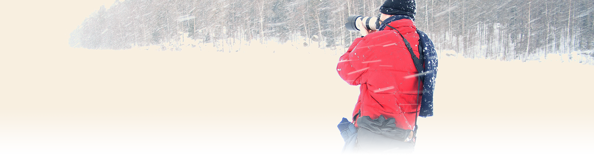 Photography Tips for Perfect Snowy Photos: Your camera doesn't need to be warmed up