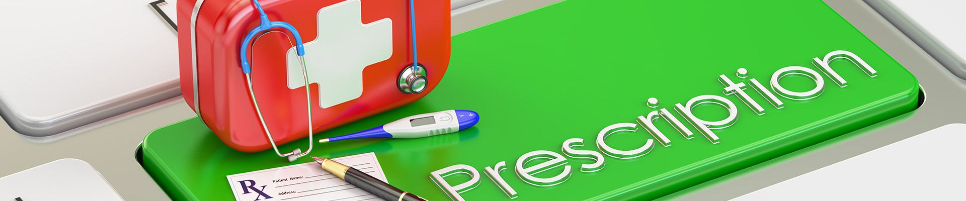 prescriptions and first aid