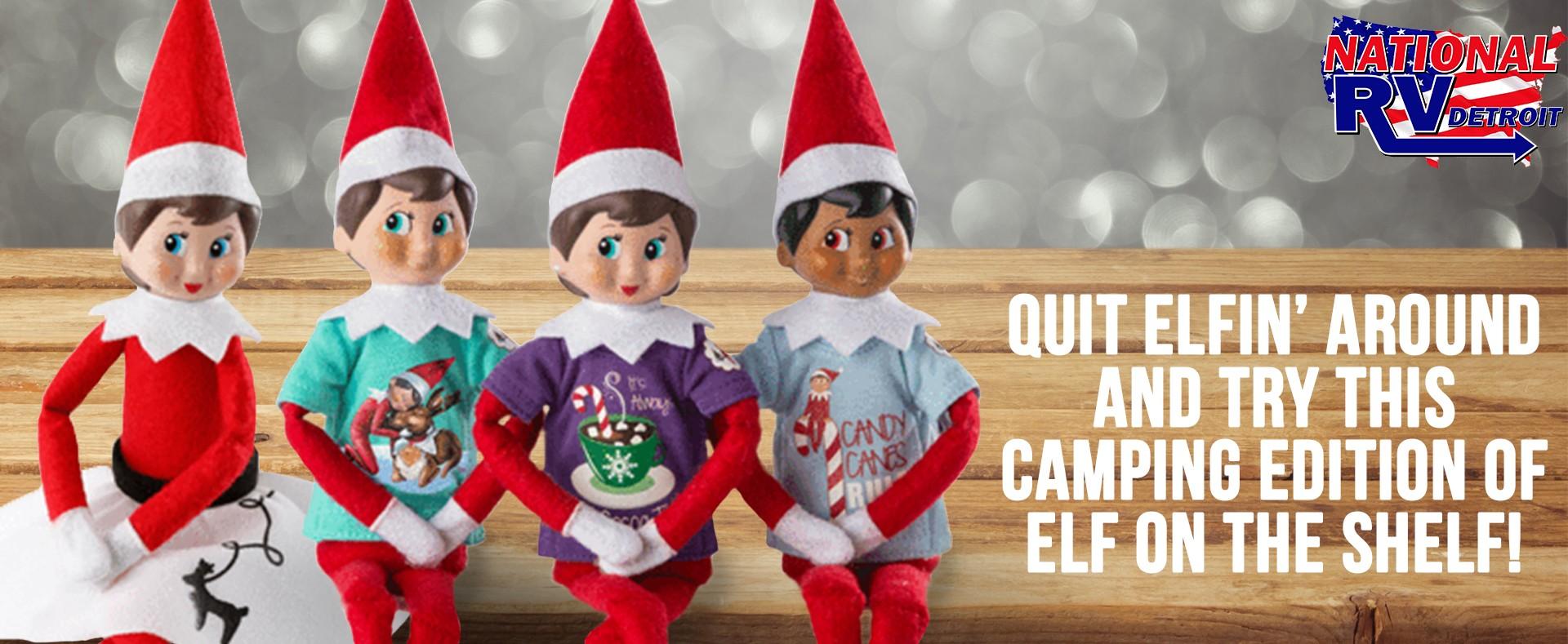 quit elfin around