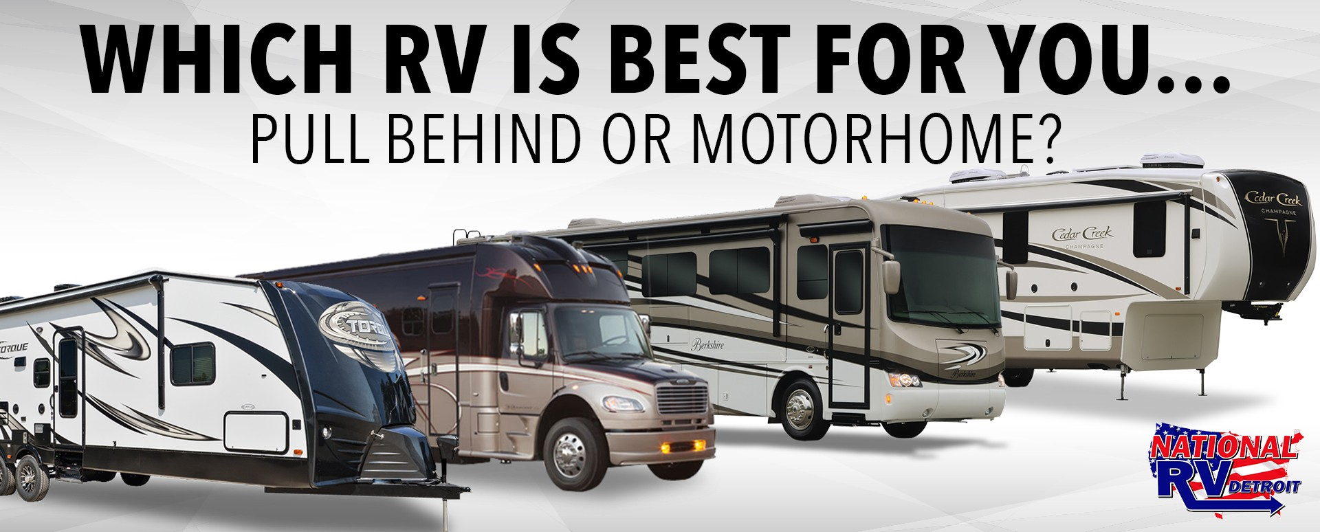which rv is better for you