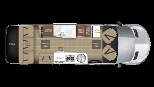Airstream tommybahama 2017 gt lounge fp