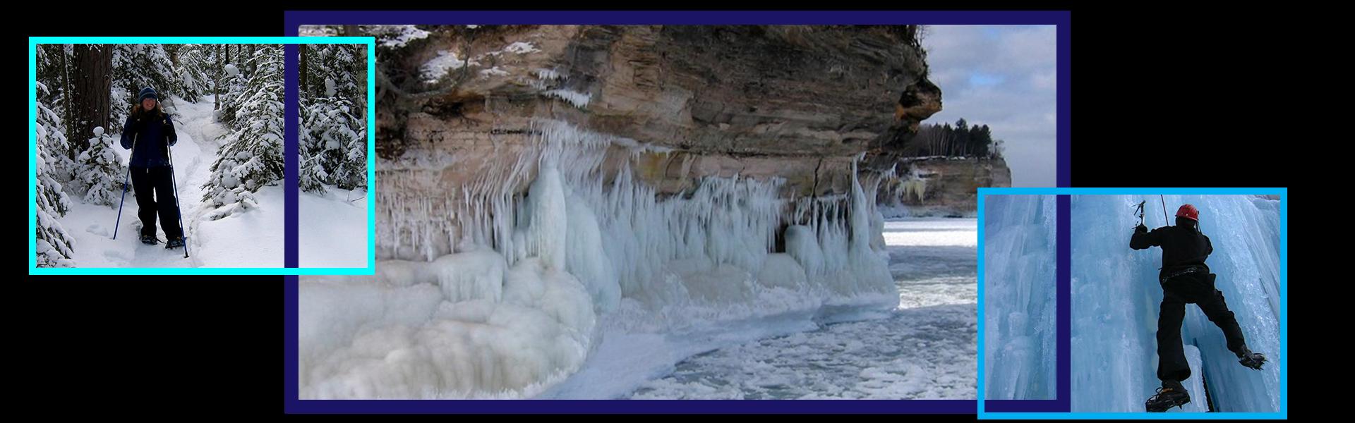 Pictured Rocks National Lakeshore, Munising, Michigan