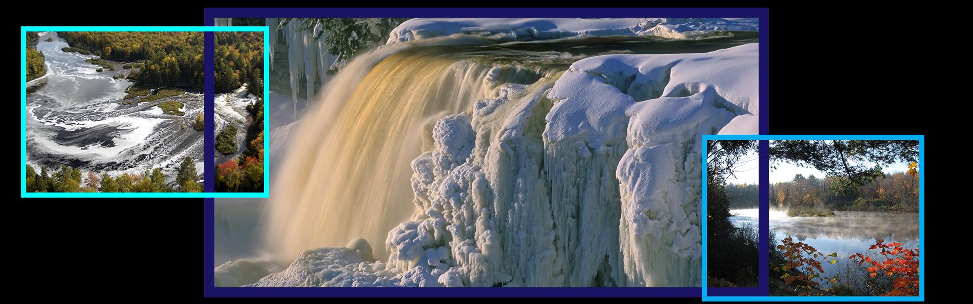 Tahquamenon Falls State Park, Paradise, Michigan