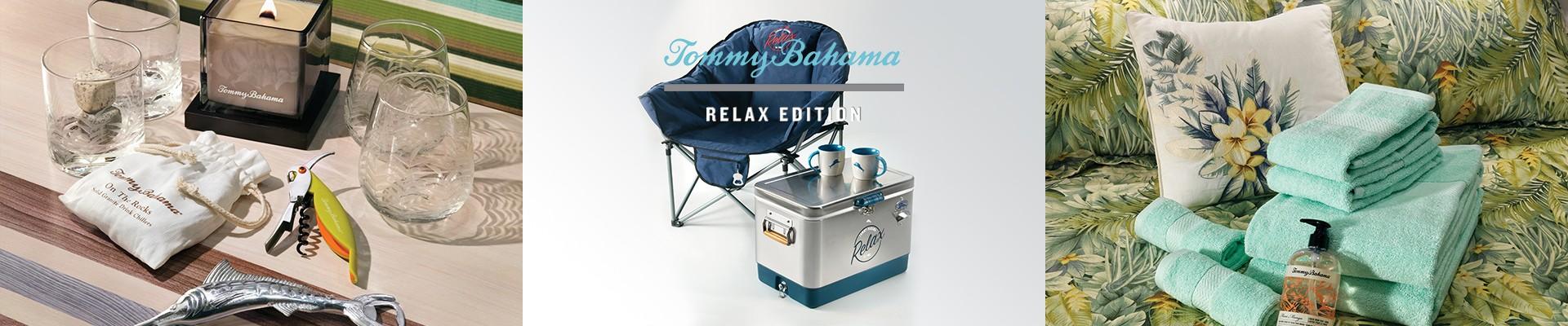 Airstream Tommy Bahama RV accessory kit