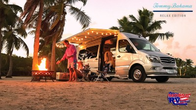 Airstream Tommy Bahama RV available at NationalRV