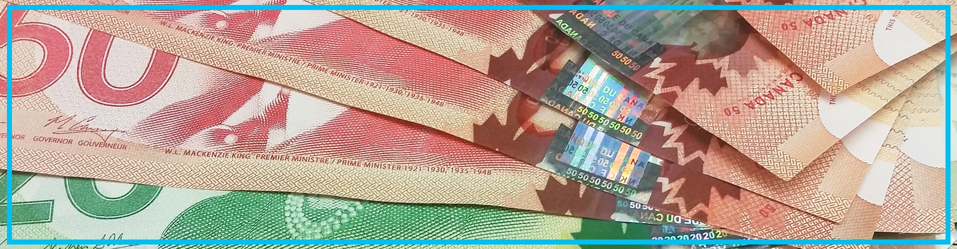 Canadian vs U.S. money