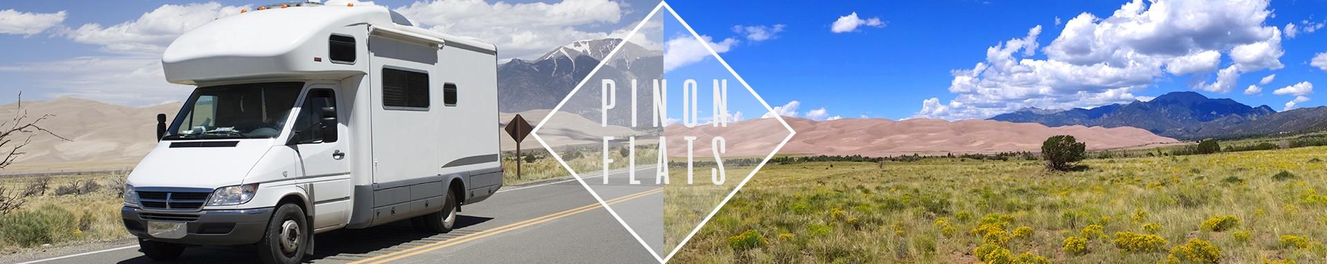 pinon flats