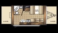 2018 SolAire eXpandables 147X Floor Plan