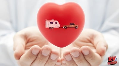 health insurance while rving fulltime