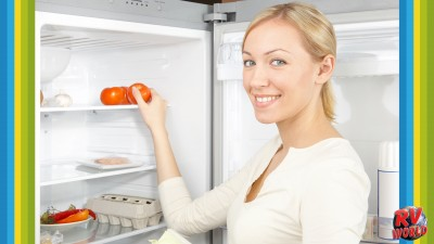 rv refrigerator hacks
