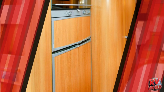 How to Volumize Your Tiny RV Fridge