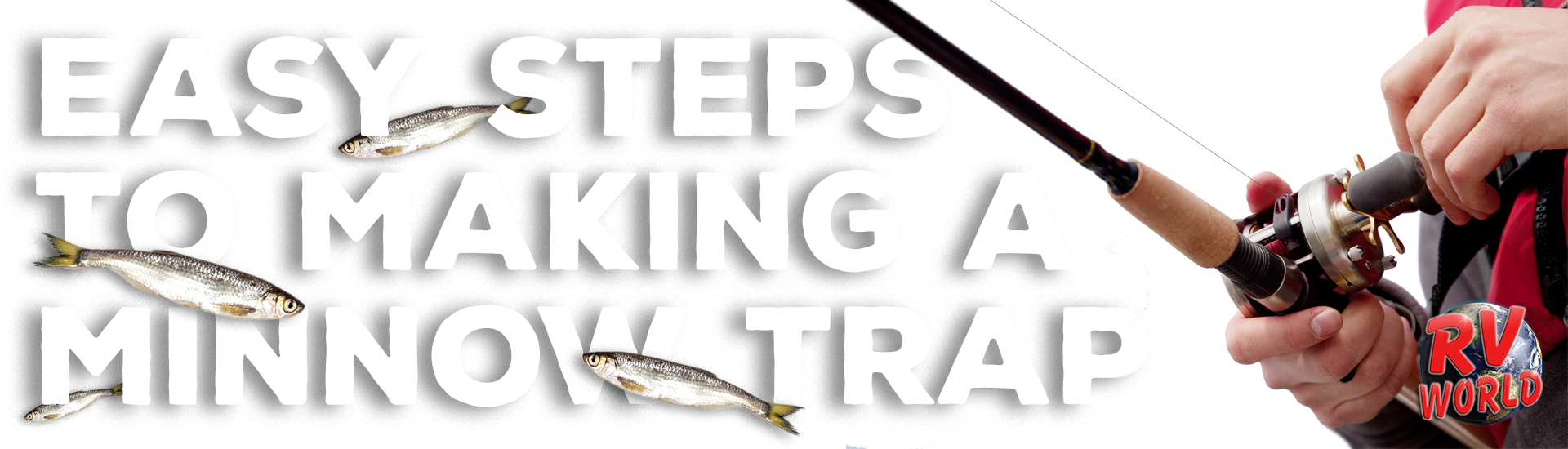 Easy Steps To Making A Minnow Trap Rv World Blog