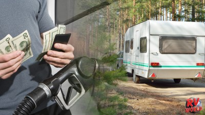 Fuel efficiency when RVing
