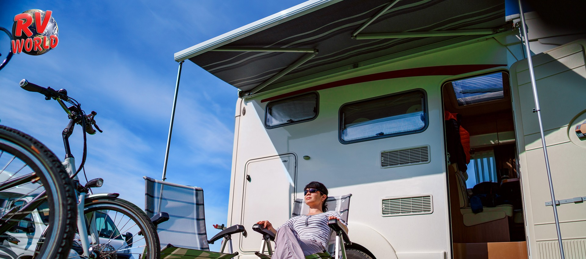 At First Impression Cleaning Your RVs Awning Can Seem Like A Daunting Task Some Awnings Span Up To 21 Feet Long On Larger Meaning Youll Have
