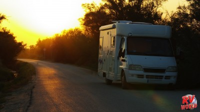Shunpike RVing  Take the road less traveled