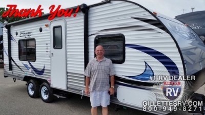 David of West Unity, OH with their Salem Cruise Lite 231RBXL