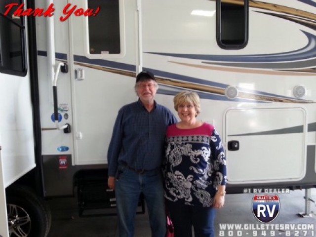 James of Frankenmuth with their Cedar Creek Cottage 40CCK