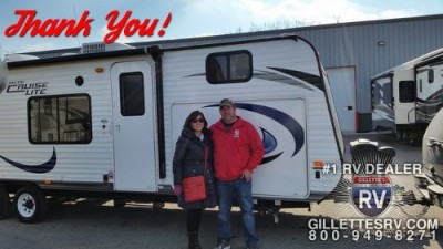Vincent of Elburn with their Salem Cruise Lite 230BHXL