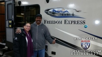 Monroe of Colorado Spring, CO with their Freedom Express 310BHDS