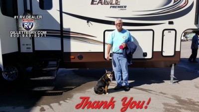 Jerry of IL, IL with their Eagle Premier 351MKTS