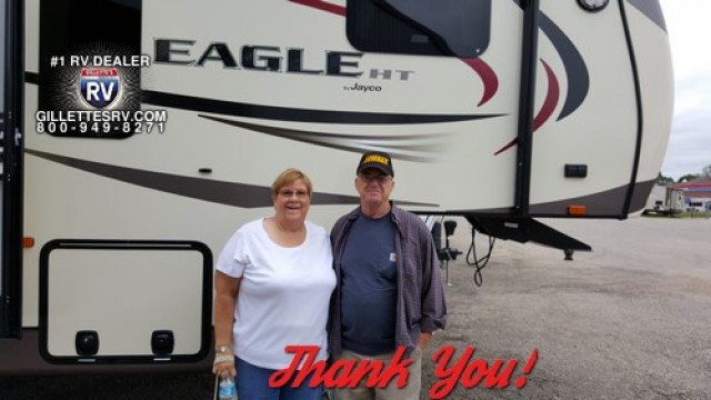 Jerry of Charlotte with their Eagle HT 27.5RLTS