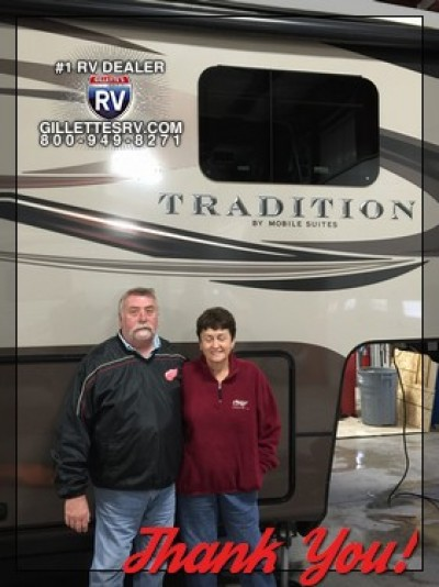 Andrew of Stanwood with their Pinnacle 31RETS