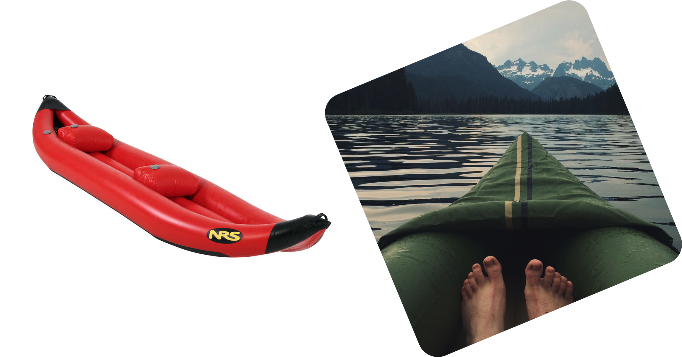 Packable Boats - Anywhere Flotation  Gillettes Interstate RV