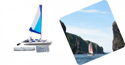 Packable Boats – Anywhere Floatation