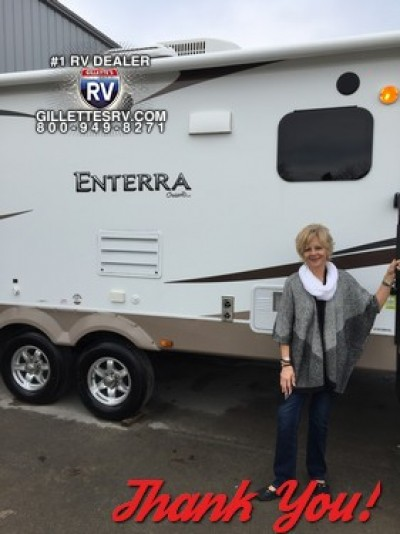 Linda of Colorado Spring, CO with their Enterra 29RBS