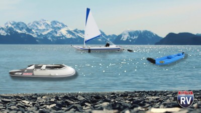 Packable Boats To Take With You Camping New