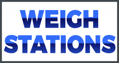 RV Weights and Weigh Stations