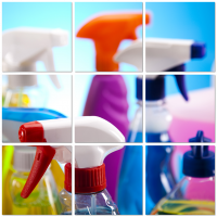 Multiple Uses for Shoe Organizers and Cleaning Products