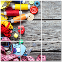 Multiple Uses for Shoe Organizers and Craft Supplies