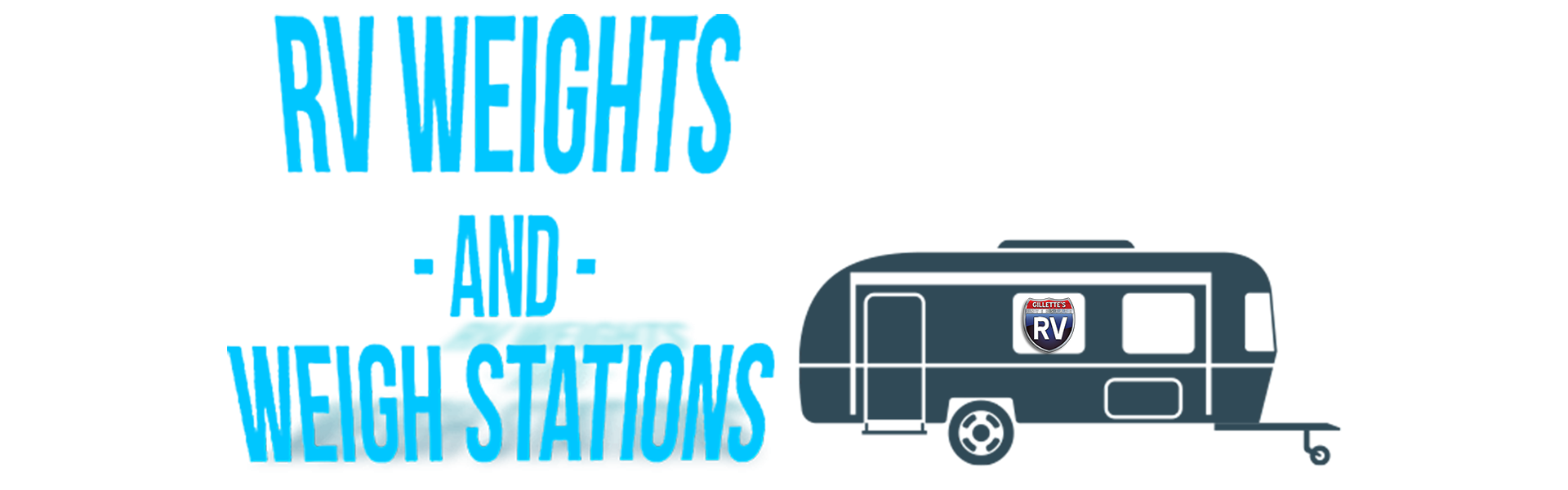RV Weights and weigh stations Banner