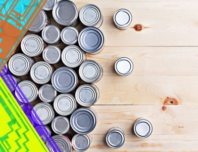 Canned Food for RVing