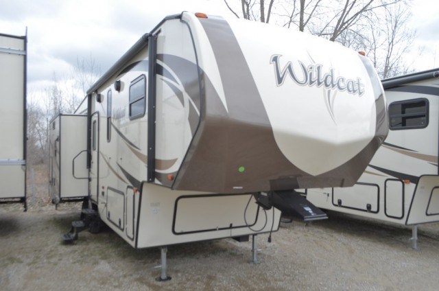 2016 Forest River Wildcat 29rlx 000483 01