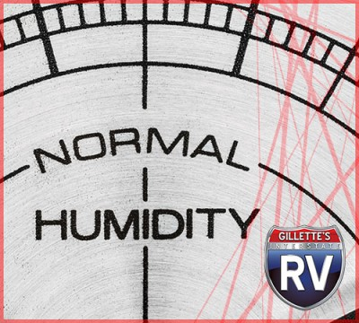 Reducing the Humidity in your RV
