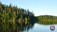 Peninsula State Park Lake View
