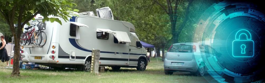 Camping Boondocking Lock security