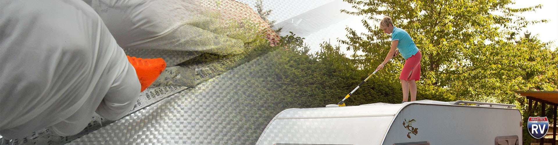 Fiberglass Roof Maintenance - Keep Your Roof in Top Shape  Gillettes