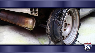 How To Handle A Tire Blowout On The Road
