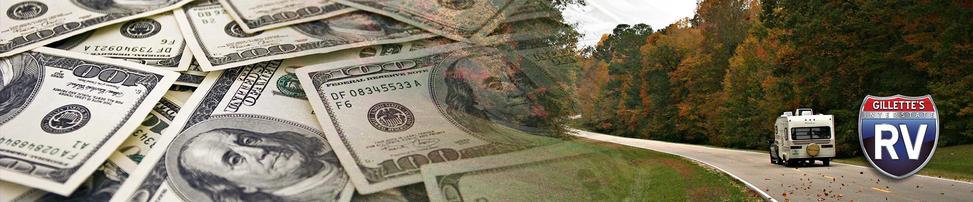 Money-RV Banner