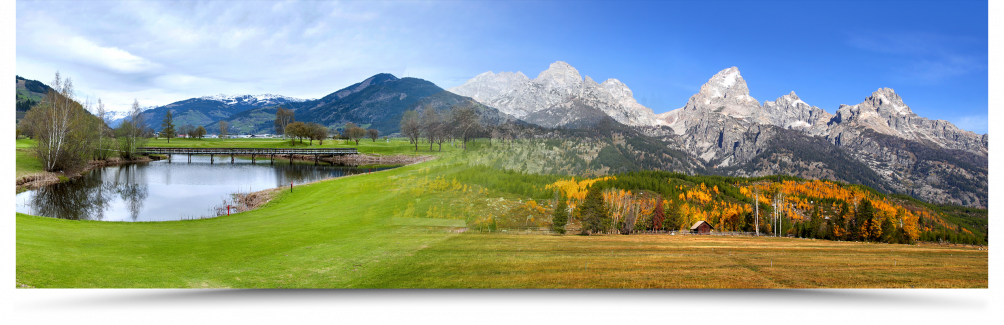Surrounding Area golf Mountains